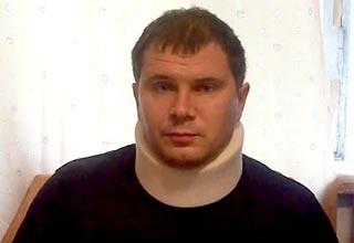 Раненый во время конфликта с милиционером Бабин осужден условно