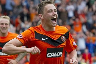 Футболист шотландской «молодежки» попал в неприятности