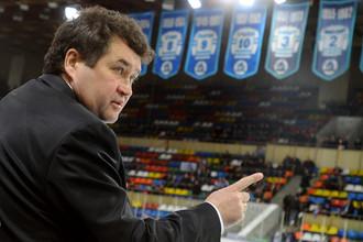 Венер Сафин более года работал главным тренером «Салавата Юлаева»