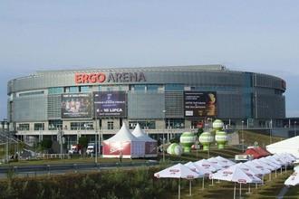 «Эрго-Арена» в Гданьске может принять матчи чемпионата КХЛ