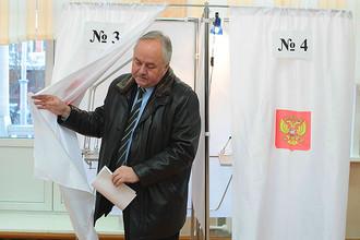 На досрочных выборах мэра Кемерово с отрывом почти в 90% лидирует кандидат от «Единой России» Валерий Ермаков
