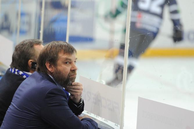 Олег Знарок в третий раз вышел в финал Кубка Гагрина