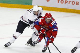 Валерий Ничушкин выйдет на лед против юниорской сборной США