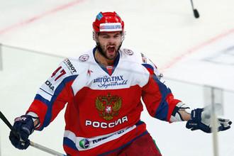 Александр Радулов не поможет сборной России