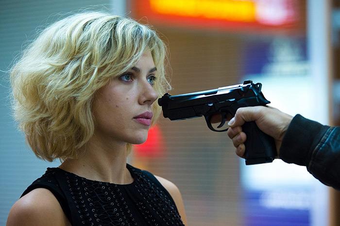 Кадр из фильма «Люси». Источник: kinopoisk.ru