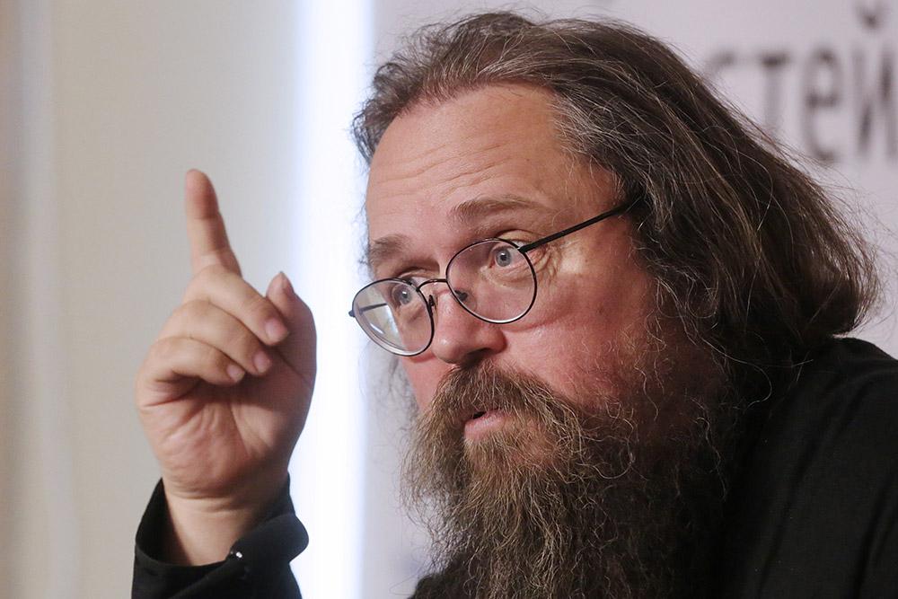 Протодиакон Андрей Кураев окончательно уволен из Московской ...