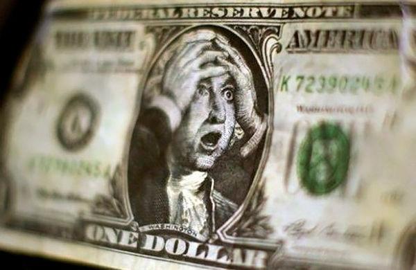 Доллар испугался Путина