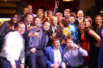 Юбилей Александра Коченова с гостями из Comedy Club