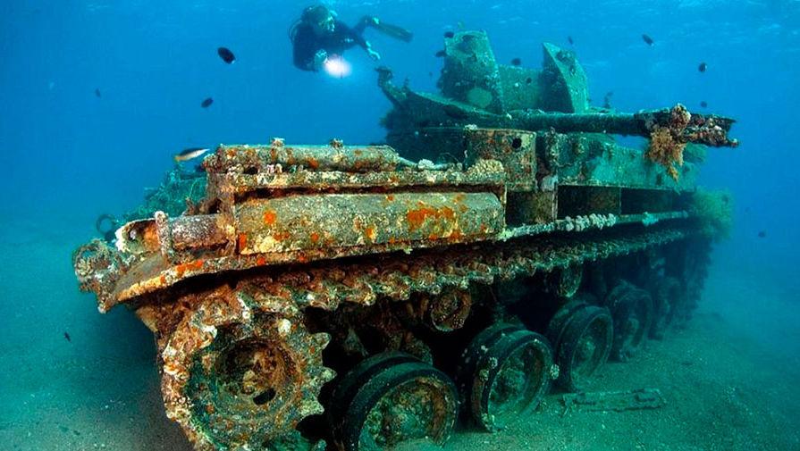 Картинки затонувшего корабля