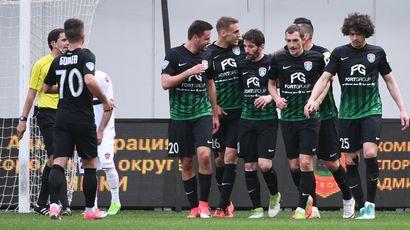 «Тосно» победил «Арсенал» в матче РФПЛ