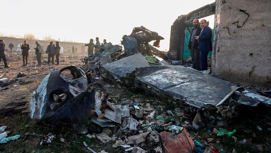 Канадский суд признал терактом крушение украинского Boeing 737 в Иране