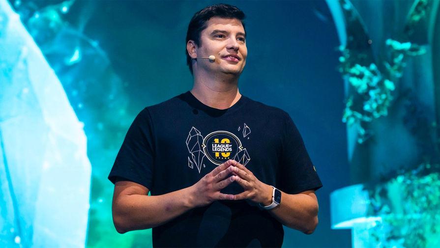 Генеральный директор Riot Games Николо Лоран