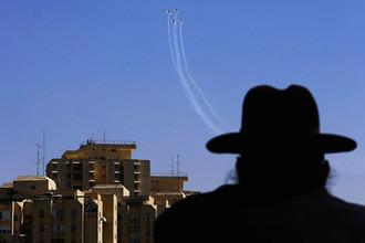 Сектор Газа в огне: Израиль бьет по штабам