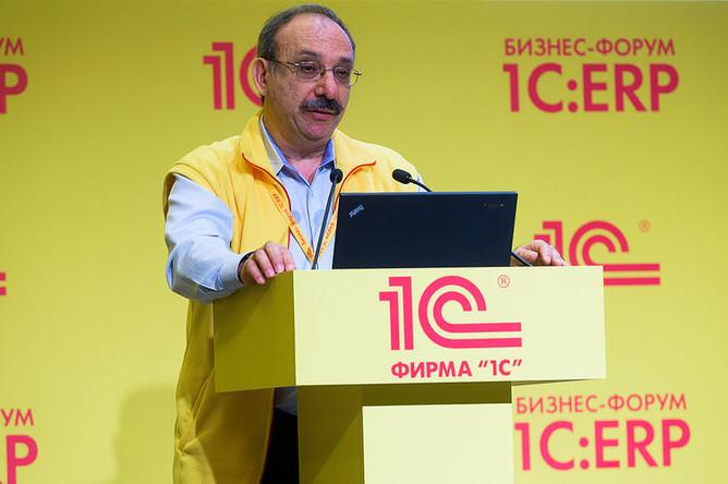 Директор компании «1С» Борис Нуралиев