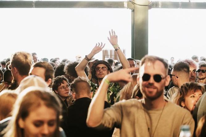 Вечеринка Day Off x Dekmantel, июнь 2018 года