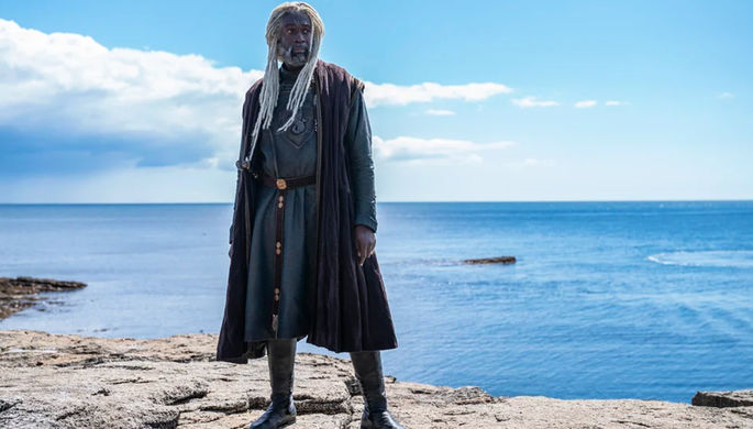 Стив Туссэн в сериале «Дом дракона» (2022)