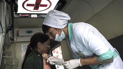 Вакцинацию от гриппа в этом сезоне в Москве пройдут 5 млн человек