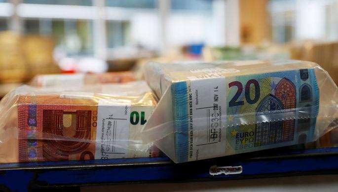 Отрицательные ставки: почему банкам не нужны евро