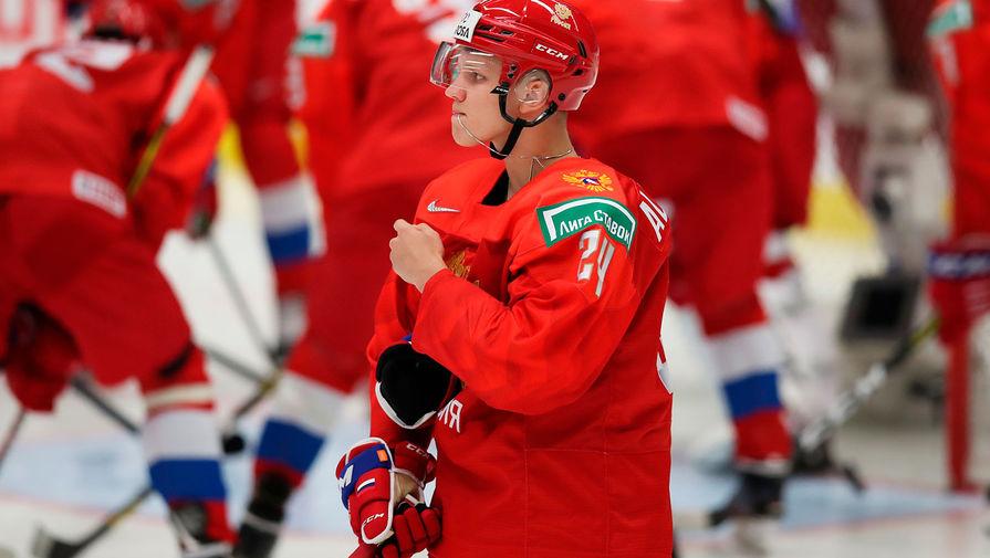 Российский хоккеист хочет выступать за Украину