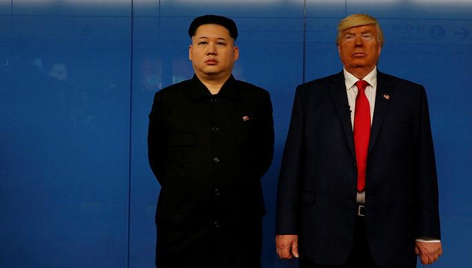 WP рассказала об опасениях Ким Чен Ына перед встречей с Трампом