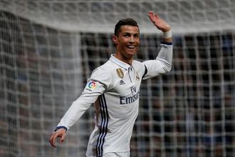 Криштиану Роналду отличился в матче чемпионата Испании против «Бетиса» и помог «Реалу» одержать волевую победу
