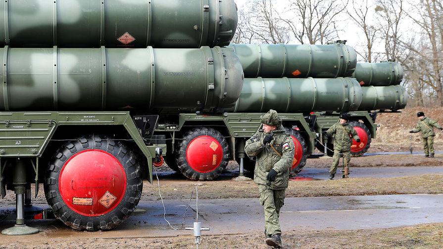 Санкции заложены: США накажут Турцию за покупку С-400