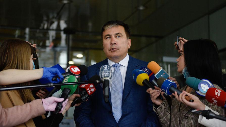 Рада: Саакашвили не будет вице-премьером Украины
