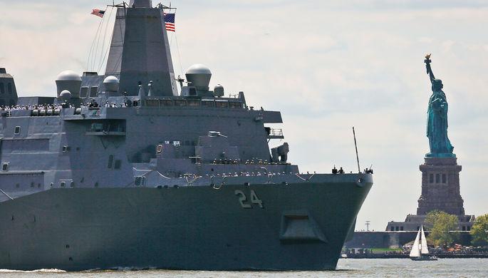 «Нужно больше денег»: как США построят величайший флот