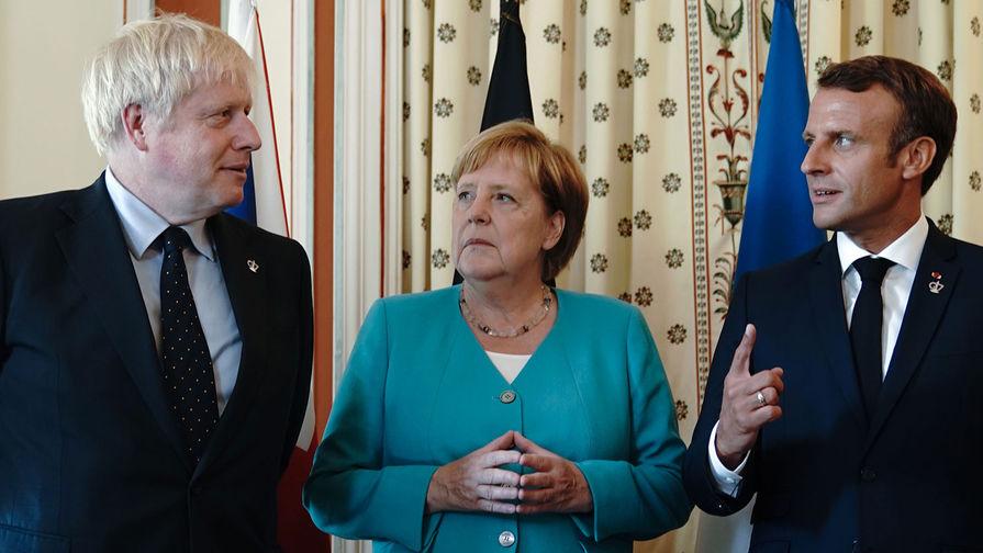 """""""Европейская катастрофа"""": Brexit встал между Парижем и Берлином"""