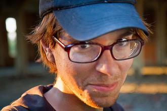 Избитый правозащитник Филипп Костенко