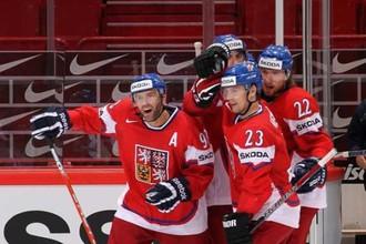 Чешская сборная стала для нашей команды одной из неудобных в сезоне