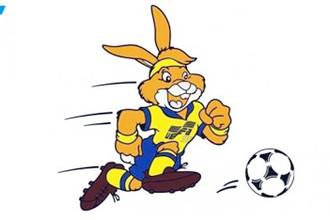 Швеция-1992. Кролик