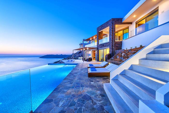 Недвижимость греция цены снять домик за границей