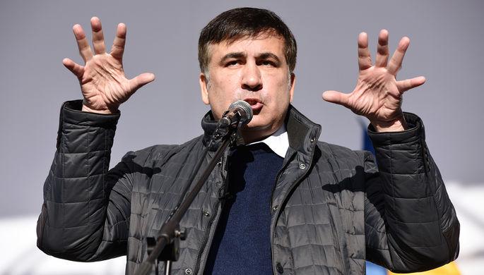 Саакашвили назвал «лохами» пытавшихся задержать его людей