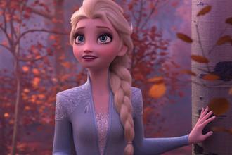 Кадр из фильма «Холодное сердце 2»