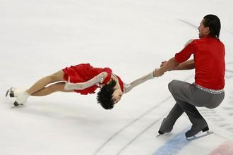 Юко Кавагути и Александр Смирнов смогут в этом сезоне стартовать на трех этапах