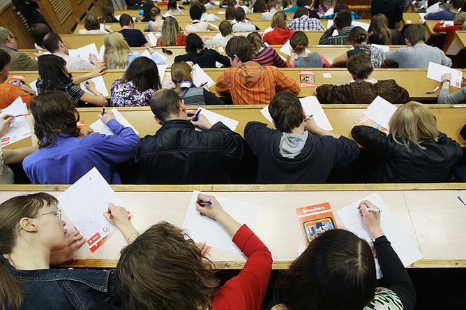 Старостам студенческих групп МФТИ обещают денежные премии за высокий результат «Единой России»