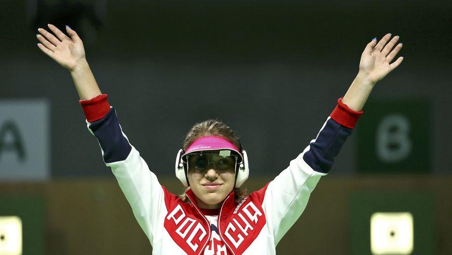 Олимпийская чемпионка Бацарашкина описала свою самую необычную тренировку