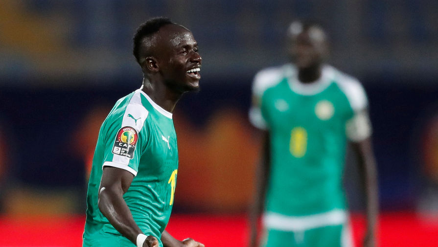 Онлайн-трансляция финала Кубка африканских наций Сенегал - Алжир