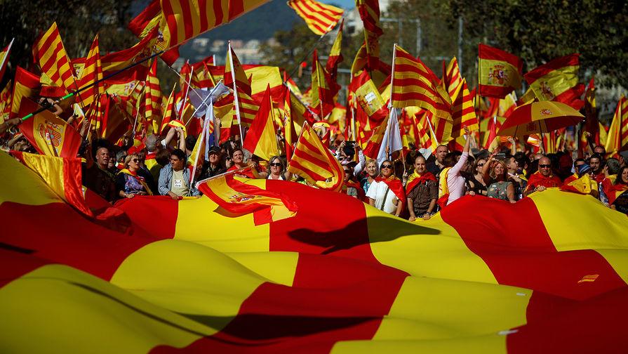 Сто лет: испанцы наказали каталонских сепаратистов