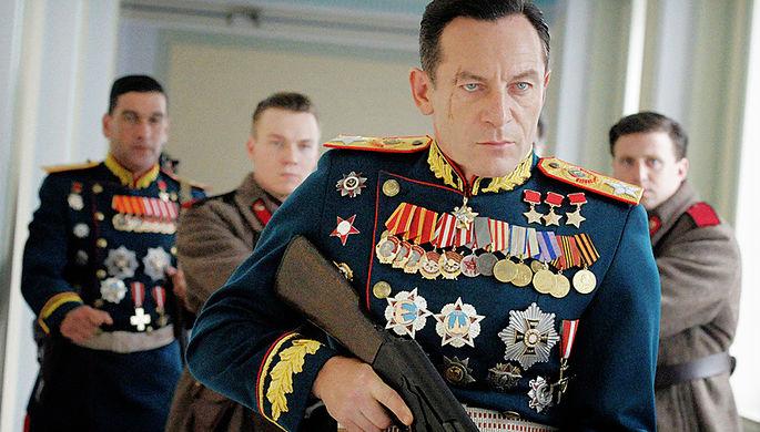 Кадр из фильма «Смерть Сталина» (2017)