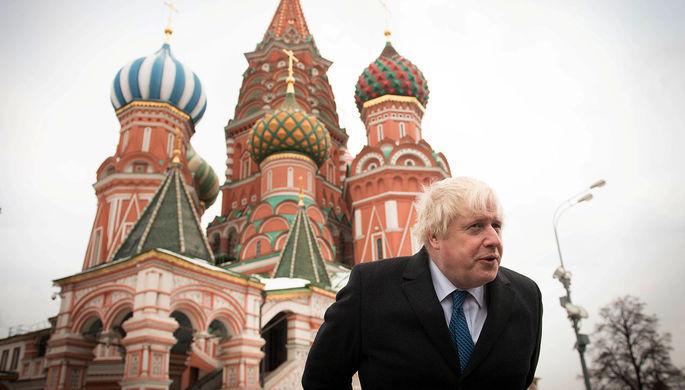 Бермудский треугольник: Джонсон отверг теорию о России