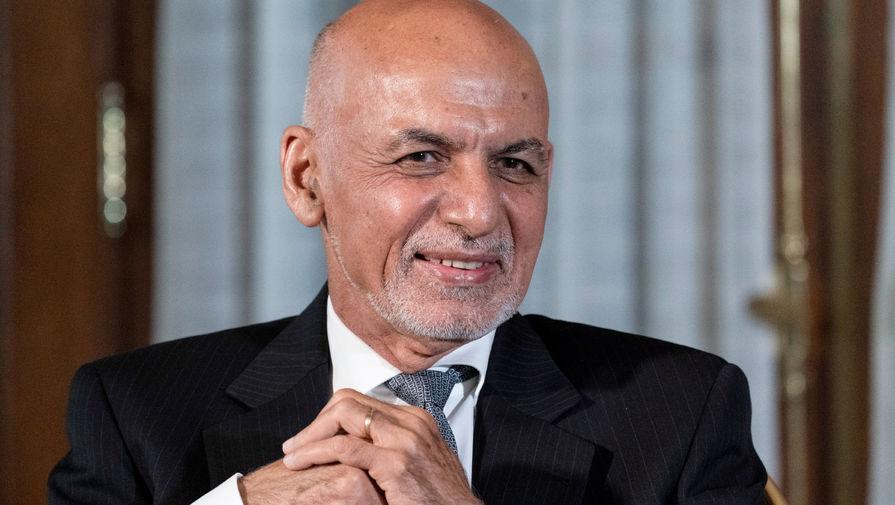 Блинкен заявил, что не помогал Ашрафу Гани бежать из Афганистана