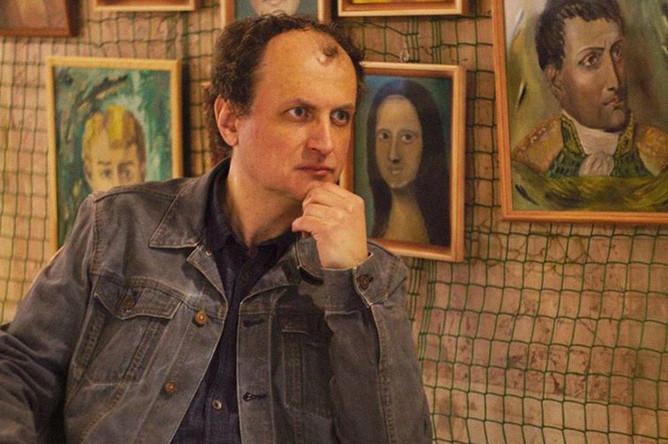 Олег Граф, фотография с личной страницы