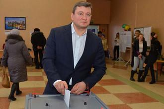 Мэр Оренбурга Евгений Арапов