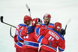 ЦСКА одержал победу над «Слованом»