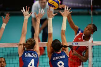 Женская сборная России жаждет реванша