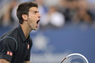 Новак Джокович лишил россиян последней надежды на US Open 2013