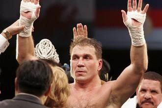 Спустя 11 лет Олег Маскаев вновь выйдет на ринг против Кори Сандерса