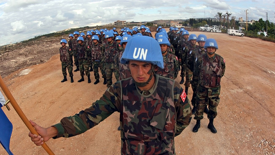 robust peacekeeping European affairs: what are the key more than anytime in the history of un peacekeeping, i have pushed the need for robust peacekeeping, the willingness to use force.